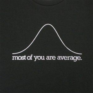 just average