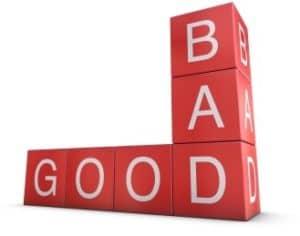 Good Days and Bad Days